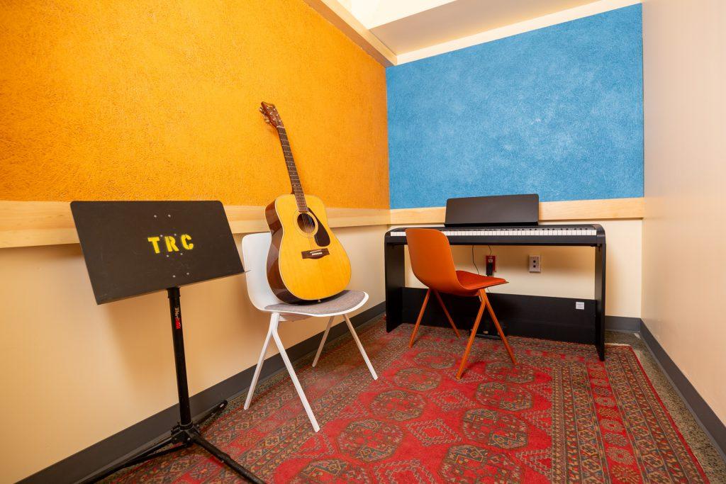 Small Rehearsal Room