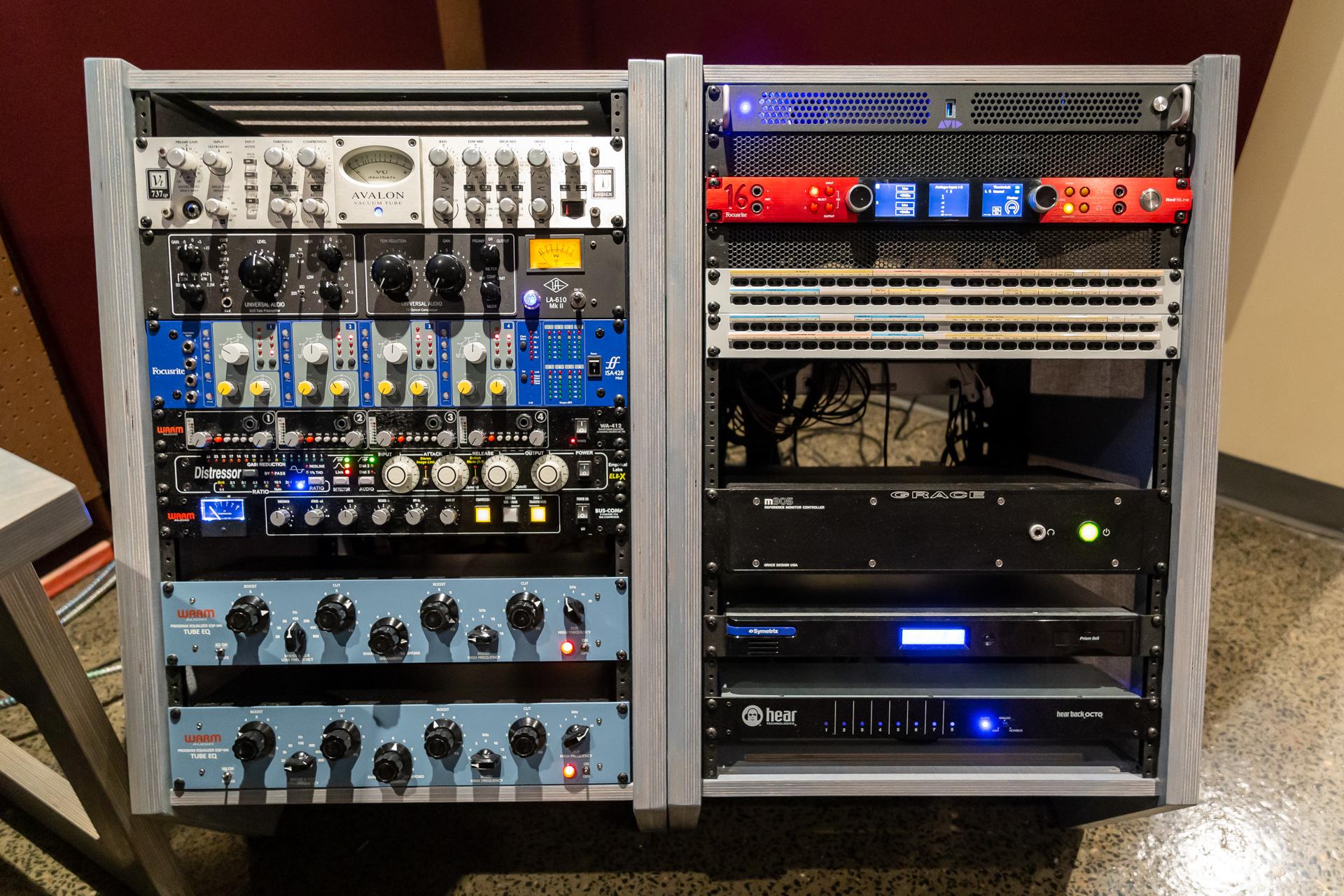Studio C Rack